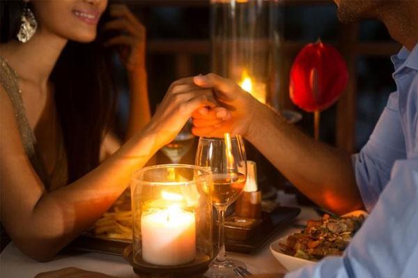 jantar com o ex namorado